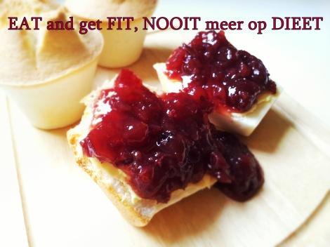 EAT and get FIT, NOOIT meer op DIEET